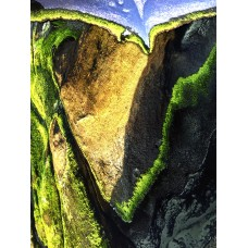 Water Over Rock - Untitled No. 3